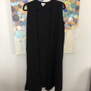 LuLaRoe Sweater Black Joy